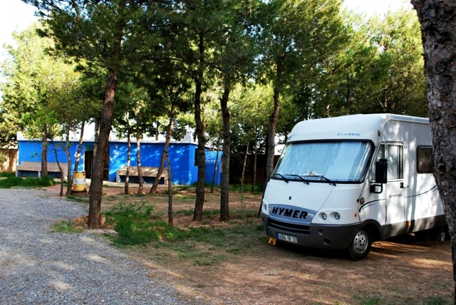 Caravaning Timnay Aile gauche